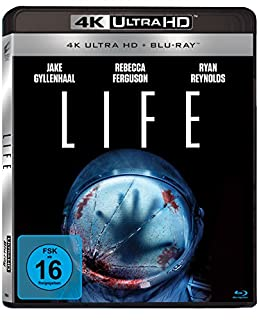 LIFE (4K Ultra HD) [Blu-ray]