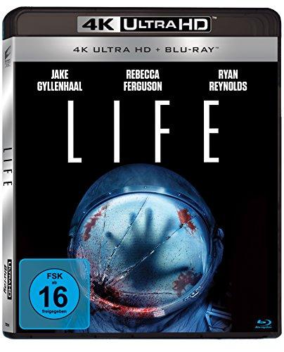 LIFE (4K Ultra HD) [Blu-ray]