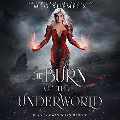 Couverture de The Burn of the Underworld