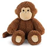 Vermont Teddy Bear Stuffed Monkey - Oh So Soft Monkey Stuffed Animal, Plush Toy, Brown, 18 Inch