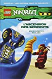 LEGO NINJAGO BD 1 L'ASCENSION DES SERPENTS
