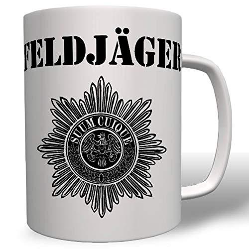 Suum Cuique Feldjäger Mp Militär Polizei Police Bundeswehr Wappen Tasse #16719