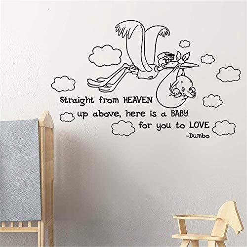 Winnie l'ourson sticker mural Winnie l'ourson stickers décoration décoration chambre d'enfant chambre d'enfant