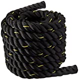 Trademark Innovations Strength & Core Training Battle Rope, 1.5' x 30'