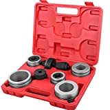 MOSTPLUS 28mm Exhaust Pipe Expander Stretcher Tool Set 1-5/8' to 4-1/4', Expander Tool for Tail Pipe Tube with Storage Case