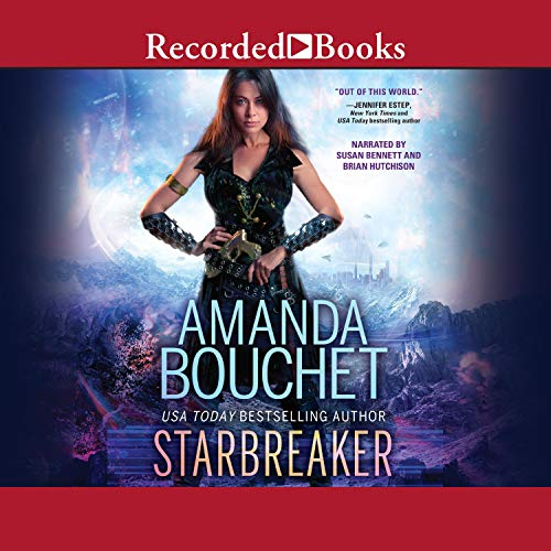 Starbreaker audiobook cover art