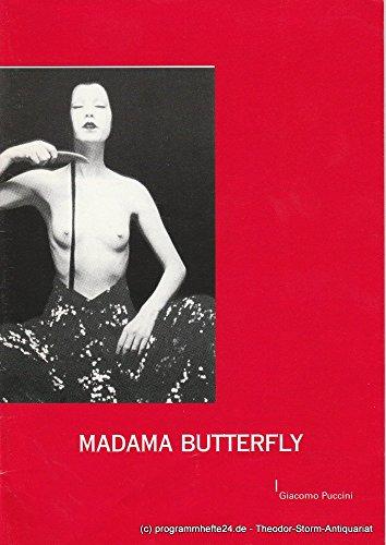 Programmheft MADAMA BUTTERFLY Spielzeit 2002 / 2003 Heft 2