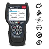 Innova 5160 Pro CarScan Code Reader / Scan Tool with Network Scan, Steering Angle Reset & Electronic Parking Brake Assist
