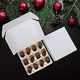 Zoom IMG-1 kraft scatole regalo 50 pz