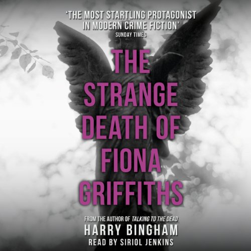The Strange Death of Fiona Griffiths audiobook cover art