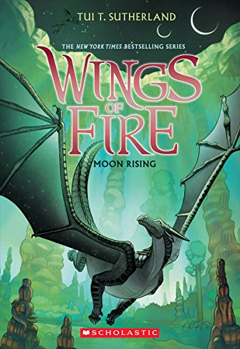 Moon Rising (Wings of Fire, Book 6)