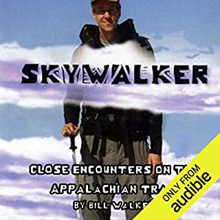 Skywalker: Close Encounters on the Appalachian Trail cover art