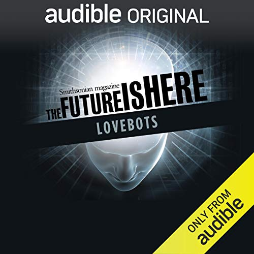 Lovebots audiobook cover art