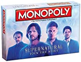 USAOPOLY Monopoly: Supernatural Collector's Edition Board Game