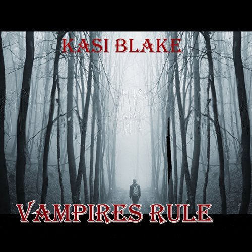 Vampires Rule audiobook cover art