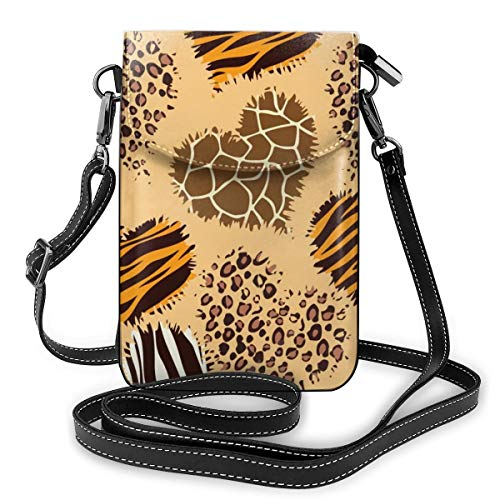 Two Main Compartments And Three Cards Slots. Detachable Strap/Flap Closed/Snap Closure With Magnets Buckle. L X W X H: 4.9*1.6*7.6 Inch. Exquisite And Durable: Using PU Leather. Small Size But Large Capacity: To Store Cash, Coin, Keys, Lipsticks And ...