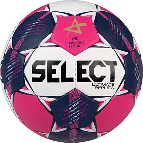 Select Unisex Jugend Ultimate Replica CL Trainingsball, pink, 0