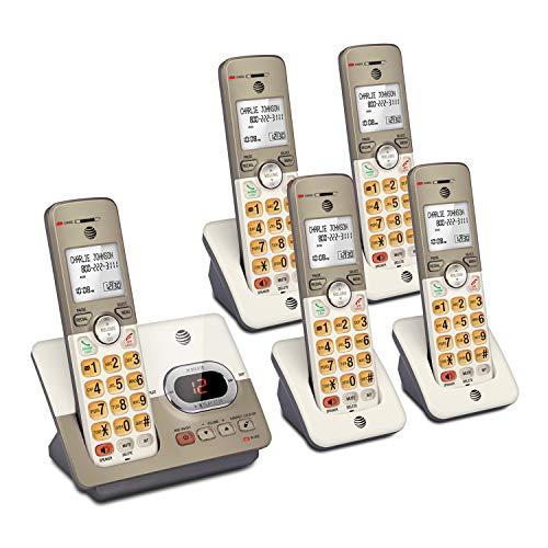 AT&T EL52513 5-Handset Expandabl...