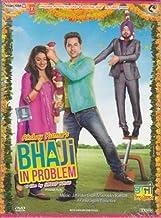Bhaji in Problem Punjabi DVD (Punjabi/Indian/Film/Movie/2013/2014)(Gippy Grewal,Gurpreet Ghuggi,Akshay Kumar,Neeru Bajwa)