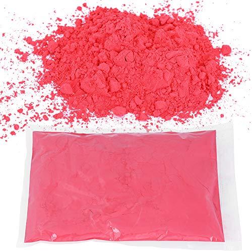 Polvo de Color 100g 100g/bolsa Polvo de celebración de Fiesta de Festival de harina de maíz de Color inofensivo(Rojo)