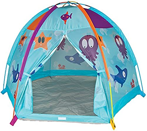 Pacific Play Tents Ocean Adventures Dome Tent, 72 x 60 x 49 High