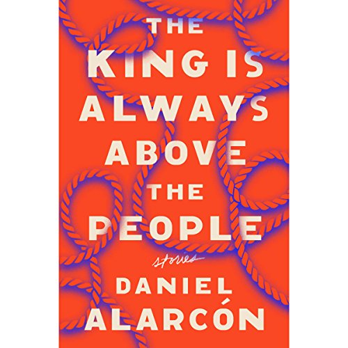 The King Is Always Above the People audiobook cover art