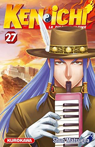Ken-ichi - saison 1, Le Disciple ultime - tome 27 (27)