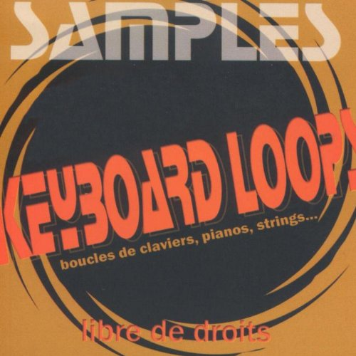 Samples: Keyboards Loops (Boucles de pianos et claviers)