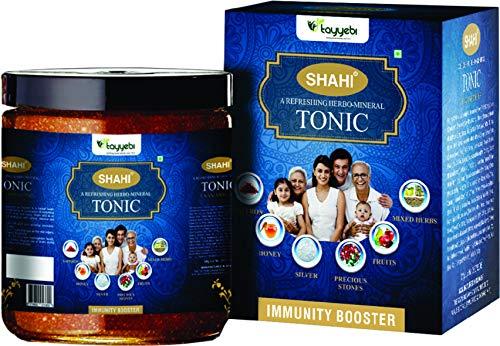 Tayyebi Shahi A Refreshing Herbo-Mineral Health Tonic (300 g)