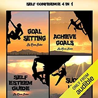 Self Discipline: 4 in 1 audiobook cover art