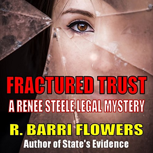 Fractured Trust Audiobook By R. Barri Flowers cover art