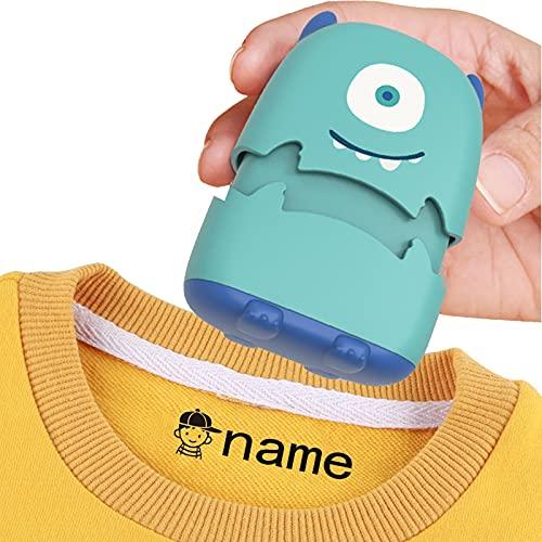 Sellos Personalizados Ropa Infantil Marca Anlewo