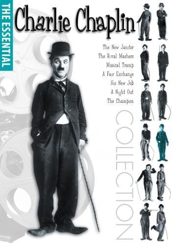 The Essential Charlie Chaplin - Vol. 4: 7 Keystone & Essanay Comedies
