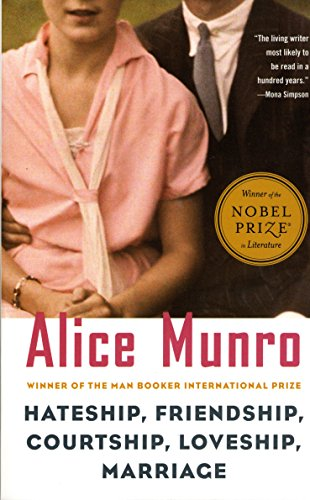 Compare Textbook Prices for Hateship, Friendship, Courtship, Loveship, Marriage: Stories  ISBN 9780375727436 by Munro, Alice