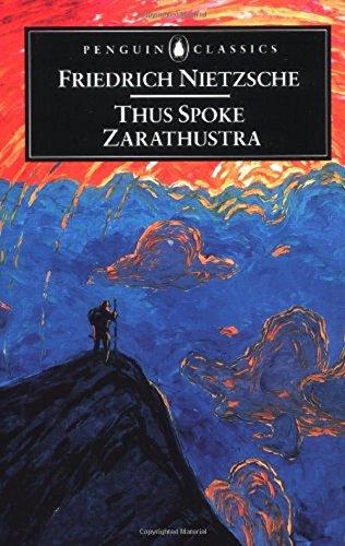 Amazon.com: Thus Spoke Zarathustra eBook: Nietzsche, Friedrich : Kindle  Store