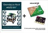Pack domotica micro:bit (Libro + micro:bit)