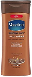 Vaseline Body Lotion Cocoa Radiant - 400ML