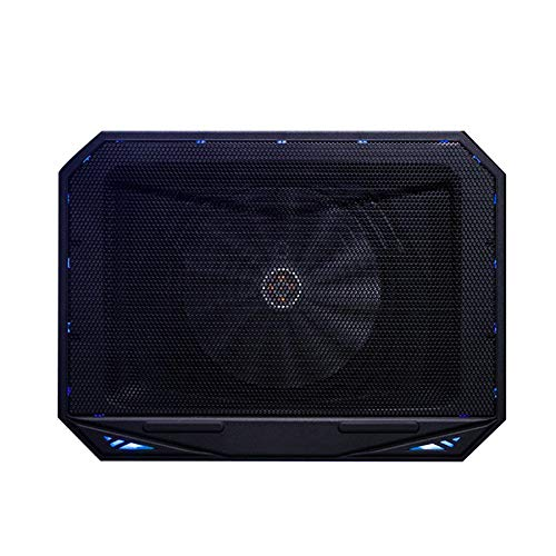 Xbd Notebook Cooler,Laptop Cooler Stand,Gaming Laptop Cooling Pad,three-speed Adjustment,full Surround RGB Lighting,suitable For 17-inch And Below Laptops