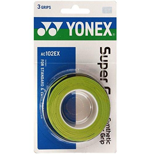 YONEX Overgrip Super GRAP 3er - Mango de Raqueta de Tenis, Color...