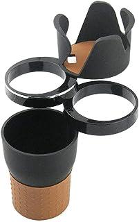 Portavasos De Coche, Caja De Almacenamiento De Coche Multifunción, Soporte para Bebidas Cambiar Caja