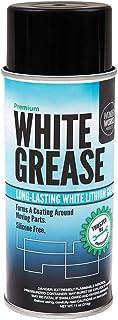 Gasoila WG16 White Long-Lasting Premium Lithium Grease, 11 oz Aerosol