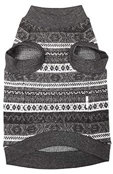 Kotomoda Chandail d'hiver en laine Motif chat nu Sans poils Sphynx Vêtements pour chat (M)