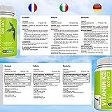 Zoom IMG-1 vitamina k2 mk7 600mcg alta