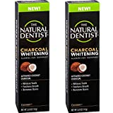 Natural Dentist Charcoal Whitening Toothpaste, 5 Ounce...