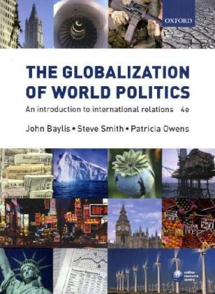 The Globalization Of World Politics: An Introduction to International Relationsの詳細を見る