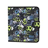 Carpeta anillas tela football mate coolpack