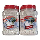 Bot San Day Arrow Root Starch Chunks, Arrowroot Gluten Free Thickener, Pack of 2