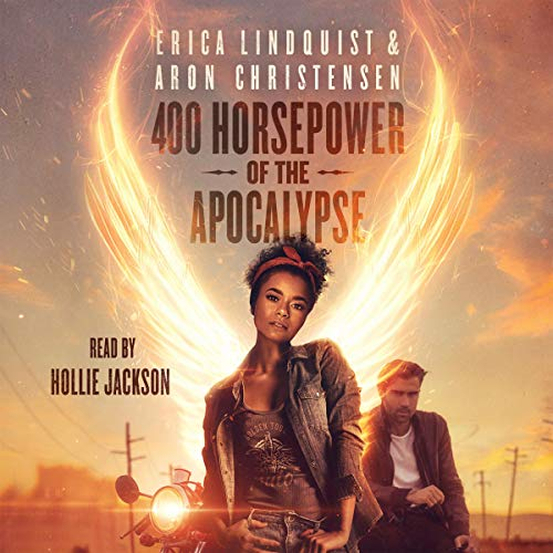 400 Horsepower of the Apocalypse  By  cover art