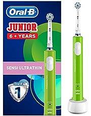 Oral-B Junior Sensi Ultrathin Çocuklar Için Şarj Edilebilir Diş Fırçası, 6+ Yaş