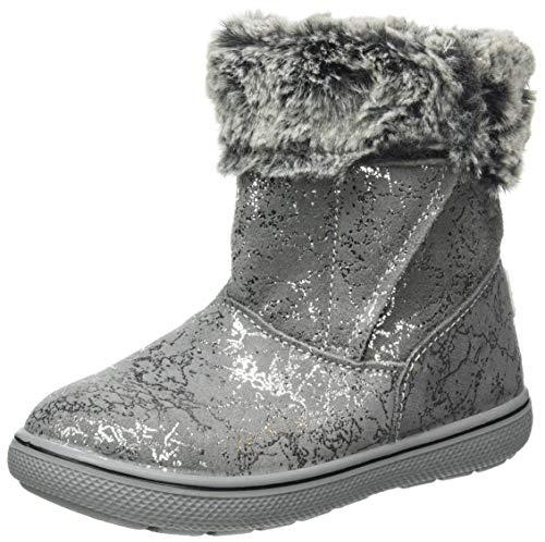 Primigi Baby-Mädchen PSN 63588 First Walker Shoe, Grigio, 22 EU
